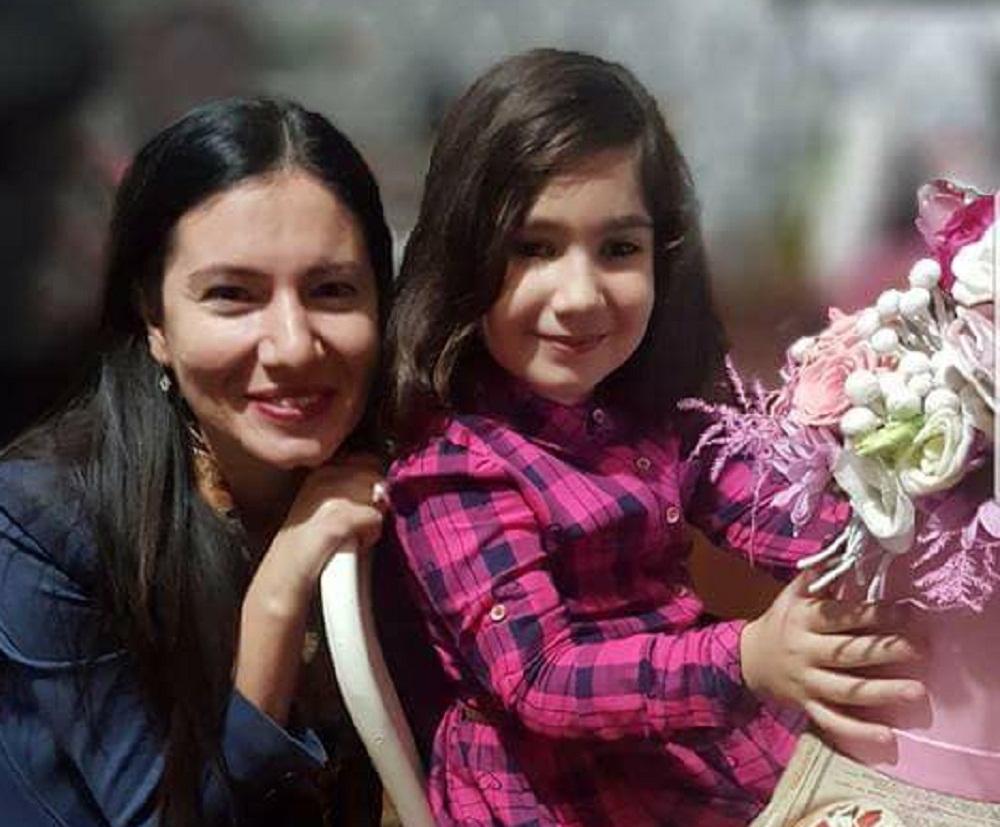 """""""დღეს, ეს ლამაზი გოგო 6 წლის გახდა"""" - ივანე გოლაშვილის ქალიშვილი იუბილარია"""