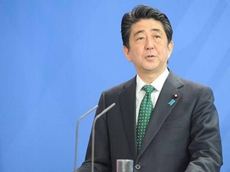 იაპონიის პრემიერი თანამდებობის დატოვებას გეგმავს