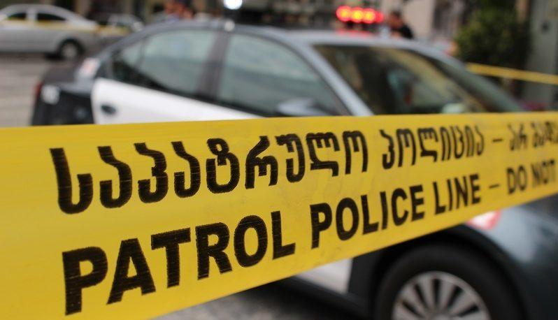 პოლიციამ ქურდობის ბრალდებით ერთი პირი დააკავა