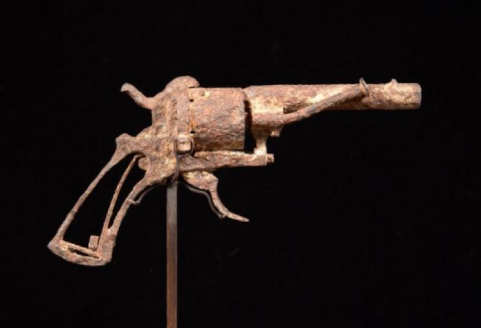 იარაღი, რომლითაც ვან გოგმა თავი მოიკლა 162 ათას ევროდ გაიყიდა