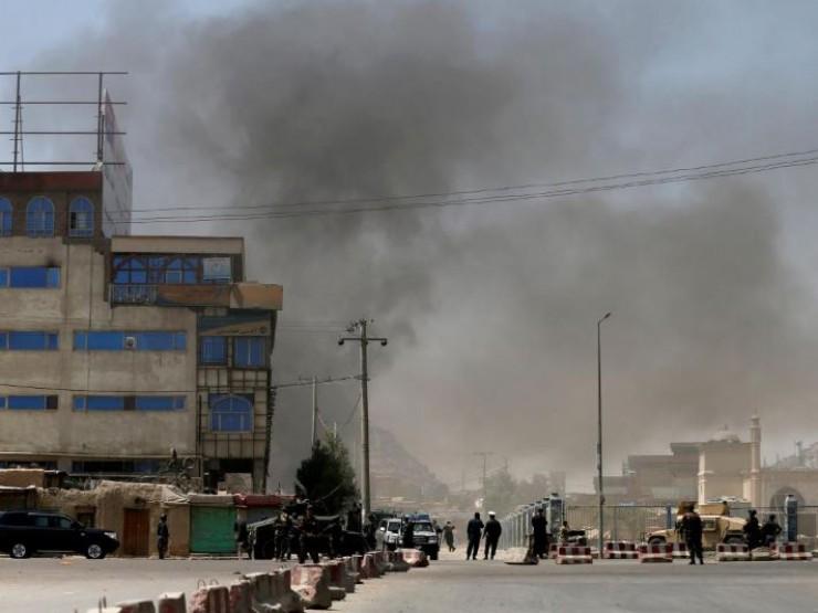 ავღანეთში აფეთქების შედეგად სულ მცირე 40 ადამიანი დაშავდა