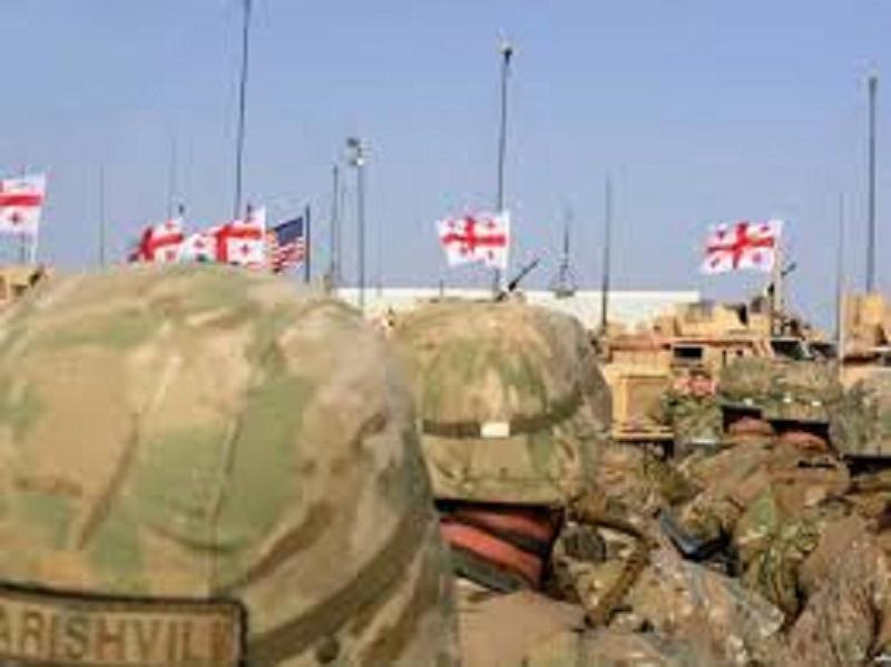 ავღანეთში მყოფი ქართველი ჯარისკაცები პრეზიდენტს დღეს აირჩევენ