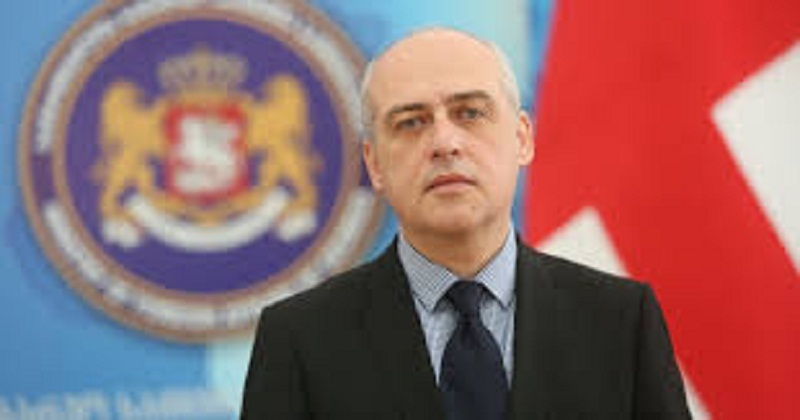 საქართველოს საგარეო საქმეთა მინისტრი უკრაინის საზღვაო გემებზე რუსეთის თავდასხმას გმობს