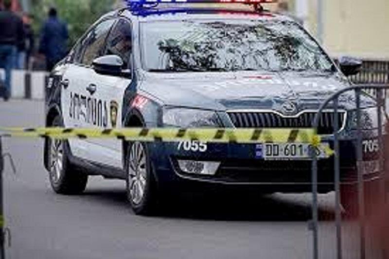 თბილისში ქურდობის მცდელობის ფაქტზე ორი არასრუწლოვანი დააკავეს