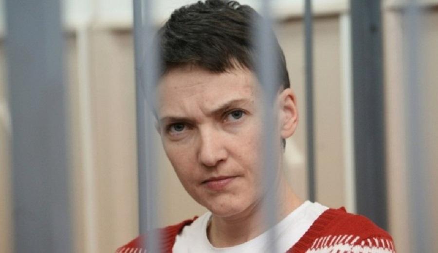 სააპელაციო სასამართლომ ნადეჟდა სავჩენკო პატიმრობაში დატოვა