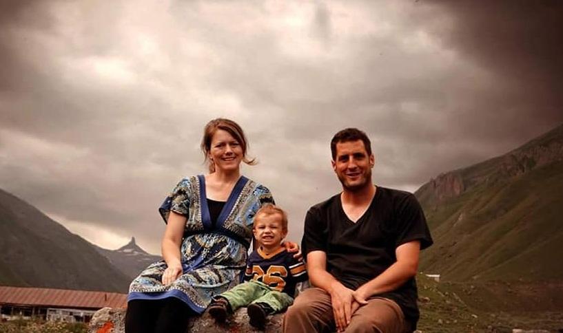 სმიტების ოჯახური ფოტოები