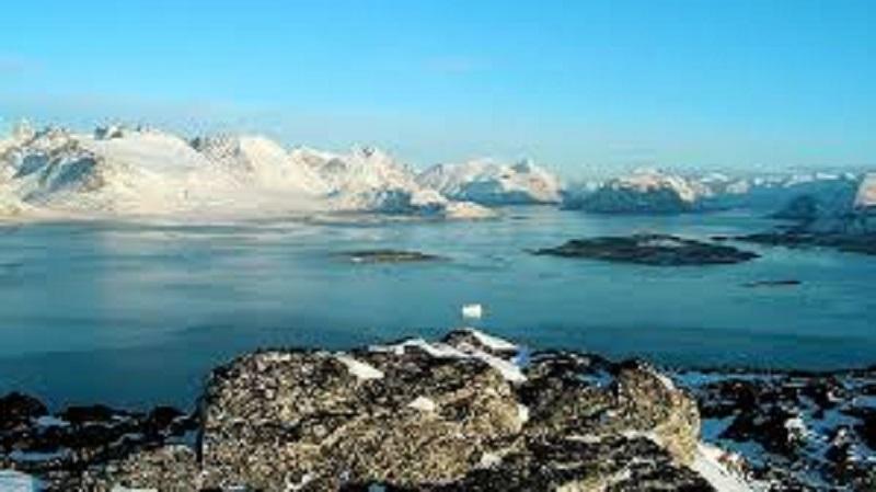 გრენლანდიასთან ყველაზე ძველი და სქელი ყინულის ფენა დნება