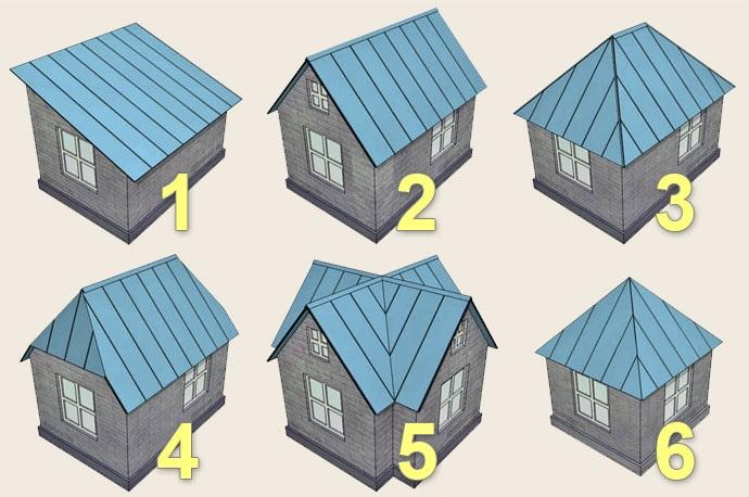 როგორ შევარჩიოთ სახლის სახურავი?