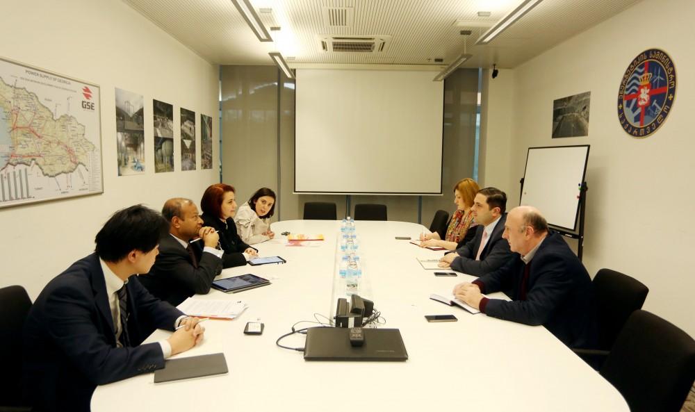 ADB-ის მხარდაჭერით მიმდინარე წლის სექტემბერში თბილისში საინვესტიციო-ენერგეტიკული ფორუმი გაიმართება