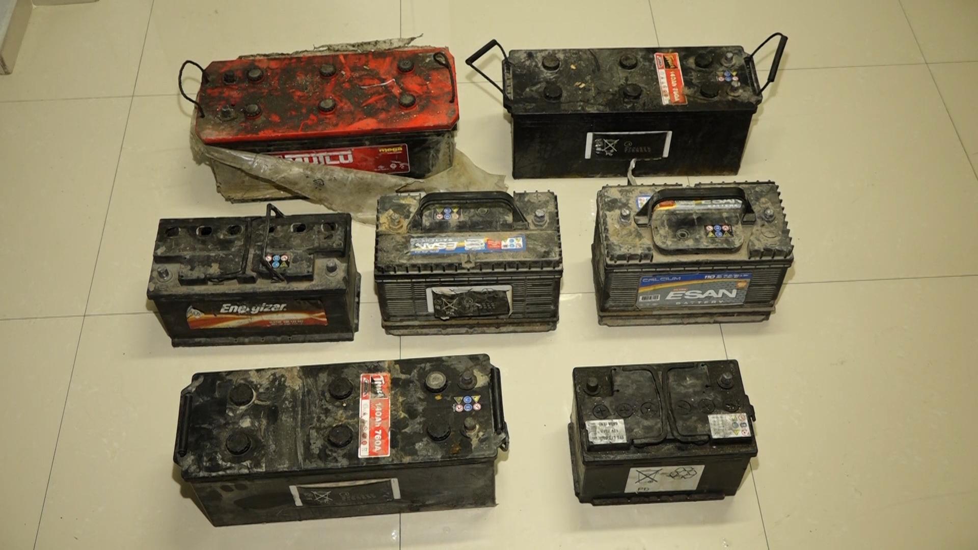 ავტომანქანის გაქურდვის ფაქტზე თბილისში 2 პირი დააკავეს