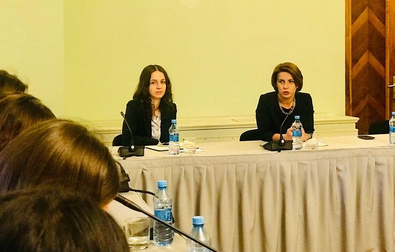 """თამარ ჩუგოშვილმა პროექტის """"Women Empowerment Network - WEN"""" მონაწილეებს პარლამენტის გენდერული თანასწორობის საბჭოს საქმიანობა გააცნო"""