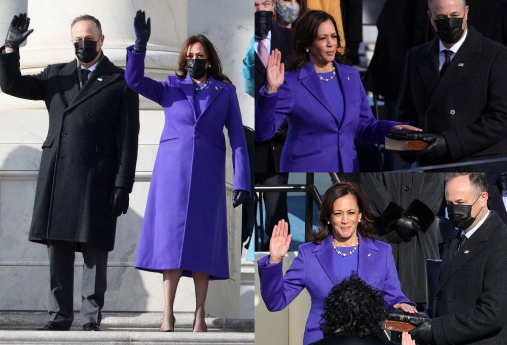 ამერიკის პირველი ქალი-ვიცე პრეზიდენტი, კამალა ჰარისი
