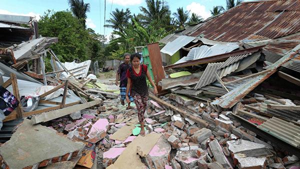 მიწისძვრა ინდონეზიაში - ერთი ადამიანი დაიღუპა, ოთხი კი დაშავდა