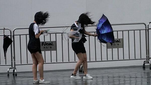 ჩინეთში ტაიფუნს 43 ადამიანი ემსხვერპლა