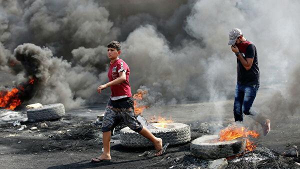 საპროტესტო აქციებზე ერაყში 73 ადამიანი დაიღუპა