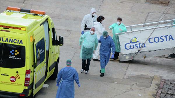 ესპანეთში კორონავირუსით 5 400 სამედიცინო პერსონალია დაინფცირებული