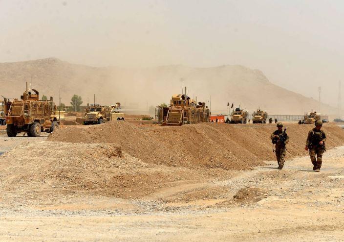 ავღანეთში ავტომობილის აფეთქების შედეგად ორი ამერიკელი სამხედრო დაიღუპა