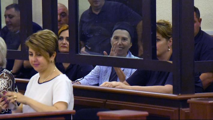 მაია რჩეულიშვილს 7 წლით თავისუფლების აღკვეთა მიესაჯა