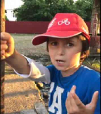 9 წლის ქართველი გენიოსი (ვიდეო)