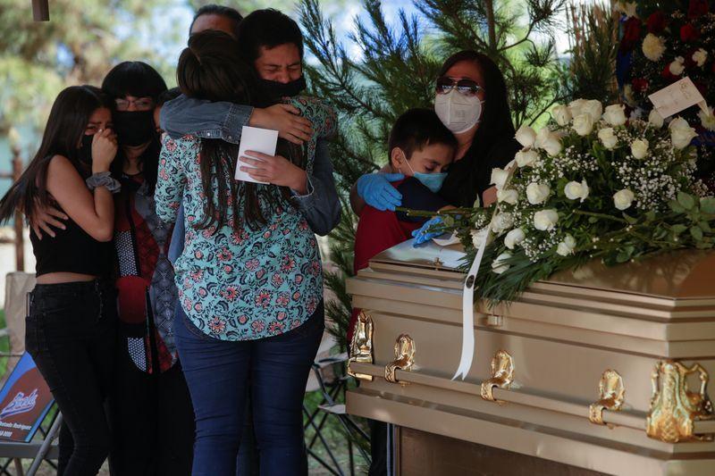 მექსიკაში ერთ დღეში კორონავირუსით 479 ადამიანი დაიღუპა