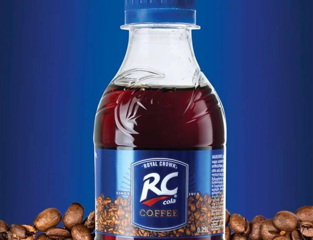 პირველად საქართველოში!  RC Cola ყავის არომატით უკვე გაყიდვაშია!