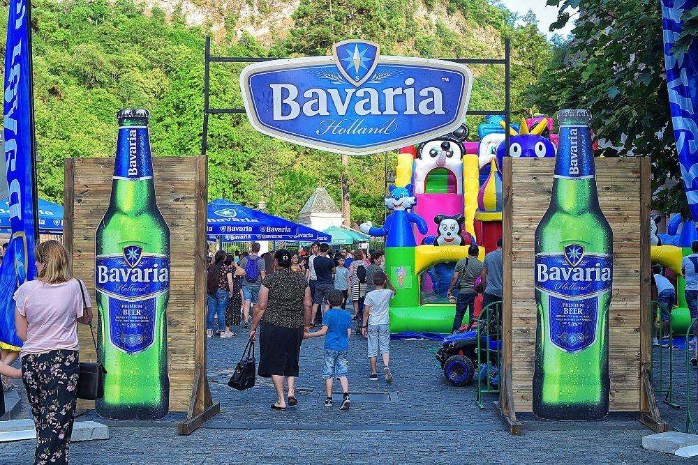 Bavaria-ს სამშობლოში ლევან ლომიძე გაემგზავრება, რომელმაც Bavaria-ს ლუდის, რიგით მეხუთე ფესტივალის მთავარი პრიზი მოიგო