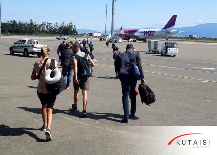 ქუთაისის აეროპროტიდან ჰოლანდიის მიმართულებით რეგულარული ავიამიმოსვლის განხორციელება დაიწყო