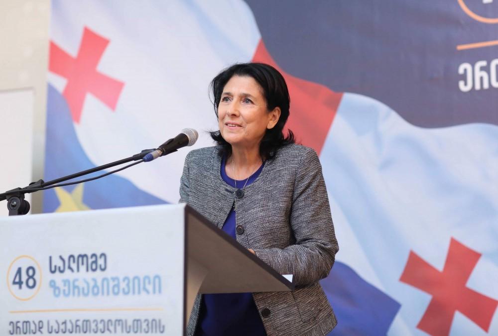 """""""საქართველოში იწყება ახალი დიდგორი, რაც ნიშნავს, რომ ქვეყანაში აღარ იყოს სიძულვილზე, რევანშზე დაფუძნებული დაპირისპირება"""""""