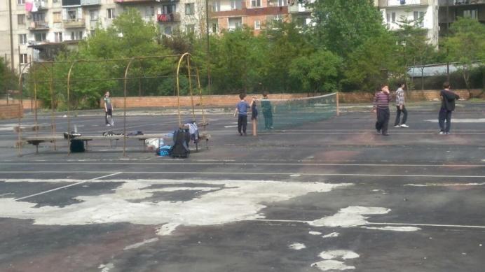 იპოდრომთან მდებარე ე.წ. ჩოგბურთის კორტები ქალაქს დაუბრუნდება - კახა კალაძე
