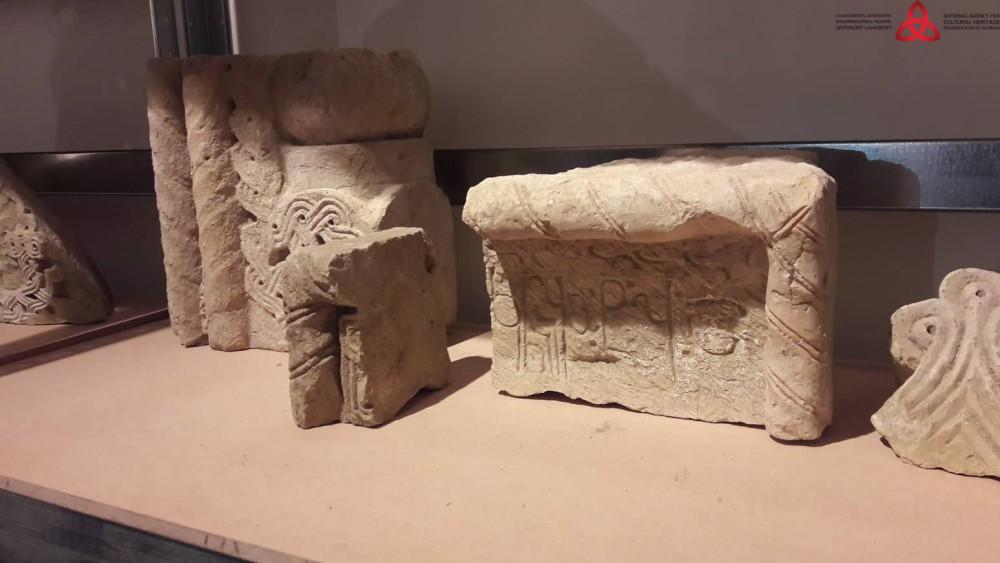სათხის ეკლესიის კანკელის 8 ფრაგმენტი საქართველოს ეროვნულ მუზეუმს გადაეცემა