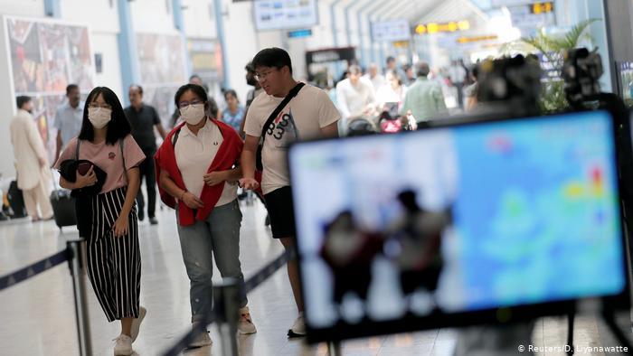 მთავრობის ხელშეწყობით, ჩინეთიდან სამშობლოში საქართველოს 34 მოქალაქე დაბრუნდა