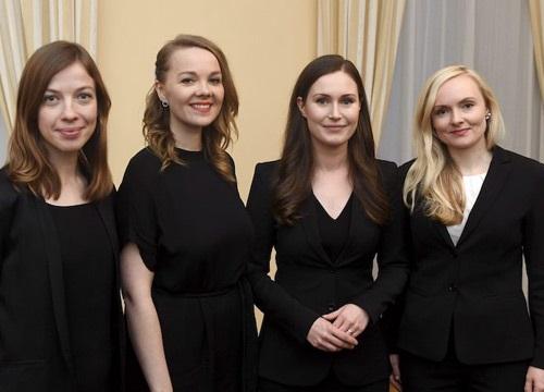12 მინისტრი ქალი და 7 კაცი - ფინეთს ახალი მთავრობა ჰყავს