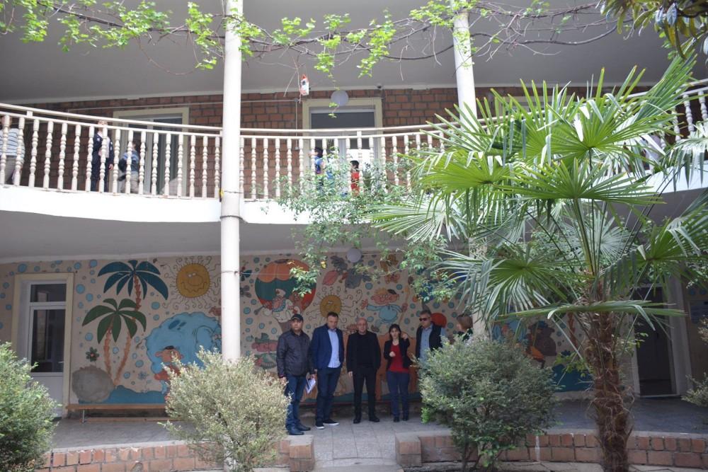 ზაფხულიდან თბილისის 9 საბავშვო ბაღის შენობების გამაგრების სამუშაოები  დაიწყება