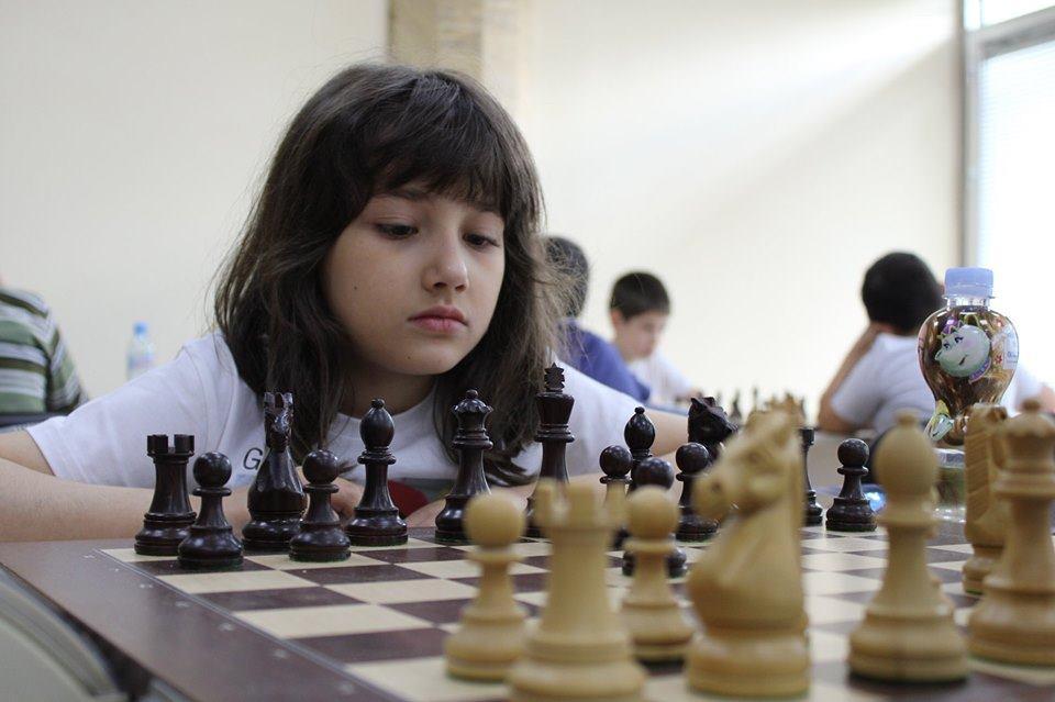 კესარია მგელაძე 9 წლამდე ასაკის გოგონათა შორის ევროპის სასკოლო ჩემპიონატის გამარჯვებულია