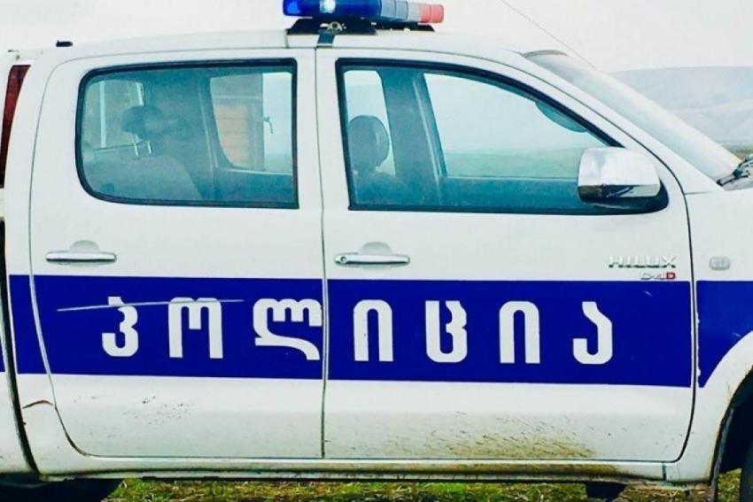 ცაგერში პოლიციელებმა ერთმანეთი მოკლეს