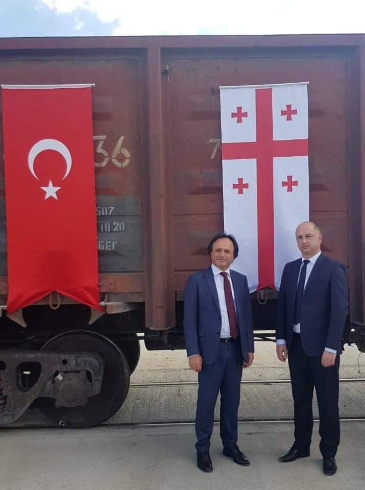 თურქეთიდან საქართველოში პირველი სატვირთო რეისი შესრულდა