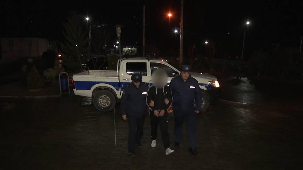 პოლიციამ ხარაგაულის რაიონში მომხდარი ქურდობის 5 ფაქტი გახსნა