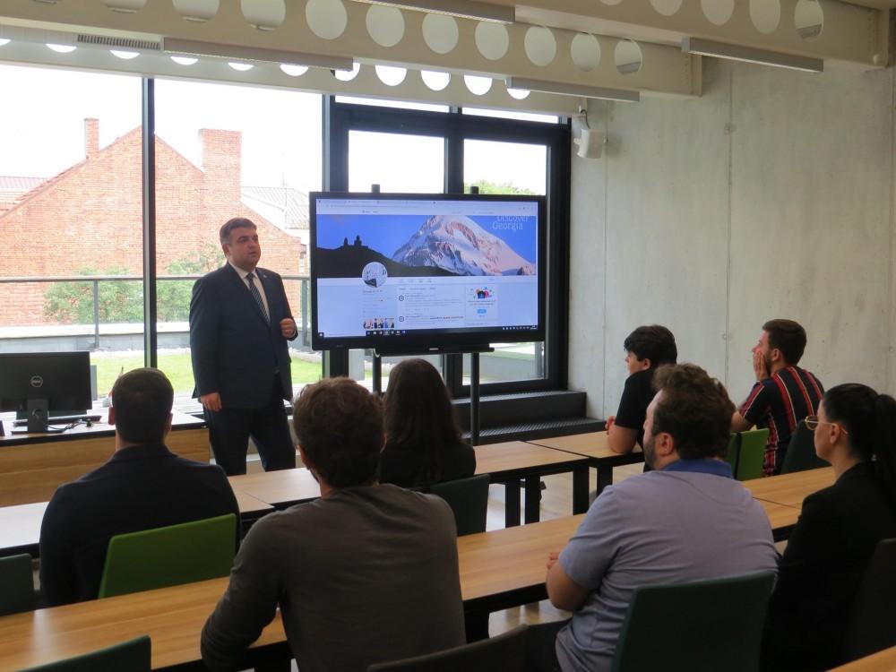 ლიეტუვაში, კაუნასის ვიტაუტას მაგნუსის უნივერსიტეტში ქართული ენისა და კულტურის შემსწავლელი კურსები ამოქმედდება