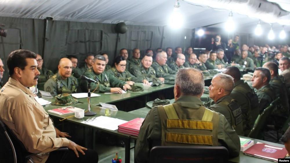 ტრამპის ცნობით, რუსეთის ძალები ვენესუელას ტოვებენ