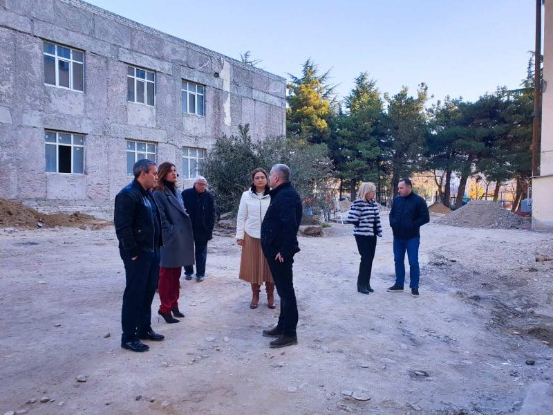 ირაკლი აბუსერიძე აცხადებს, რომ განათლება სახელმწიფოს უმთავარესი  პრიორიტეტია