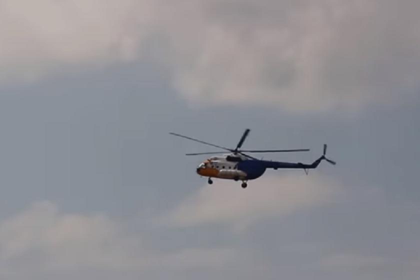 რუსეთში სამგზავრო ვერტმფრენის ჩამოვარდნას 18 ადამიანი ემსხვერპლა