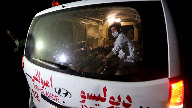 ავღანეთში მეჩეთში აფეთქების შედეგად დაღუპულთა რაოდენობა 30-მდე გაიზარდა