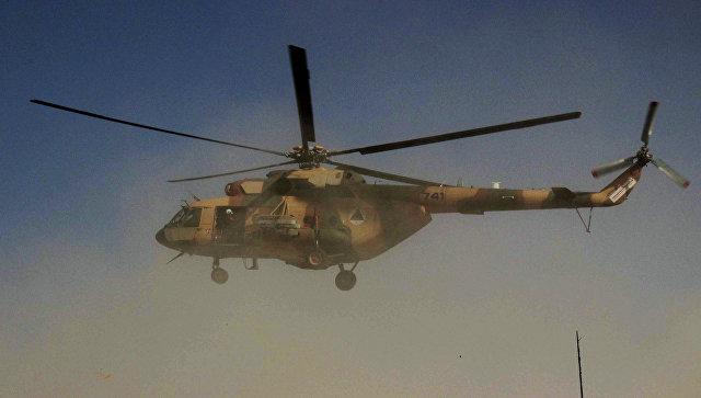 ავღანეთში მოლდოვური ვერტმფრენის ჩამოვარდნის შედეგად 12 ადამიანი დაიღუპა