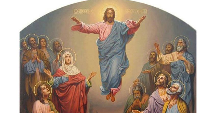 მართლმადიდებლური ეკლესია ამაღლების დღესასწაულს ზეიმობს