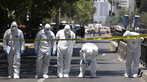 ჩილეში, ავტობუსის გაჩერებაზე ძლიერი აფეთქება მოხდა - არიან დაშავებულები