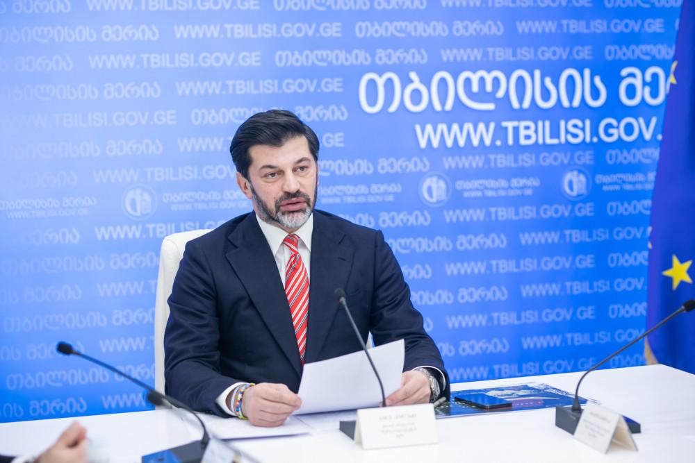 თბილისში ელექტრომობილების დამტენების მონტაჟი გაგრძელდება