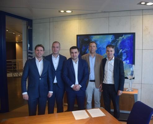 """Bavaria სს """"ქართული ლუდის კომპანიასთან"""" თანამშრომლობას 2026 წლამდე ახანგრძლივებს"""