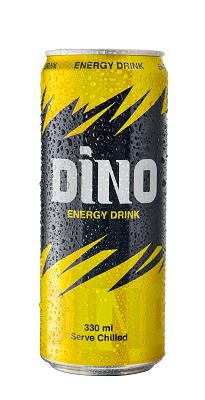 """""""დინო"""" - სასმელი ვისაც ენერგია სჭირდება"""