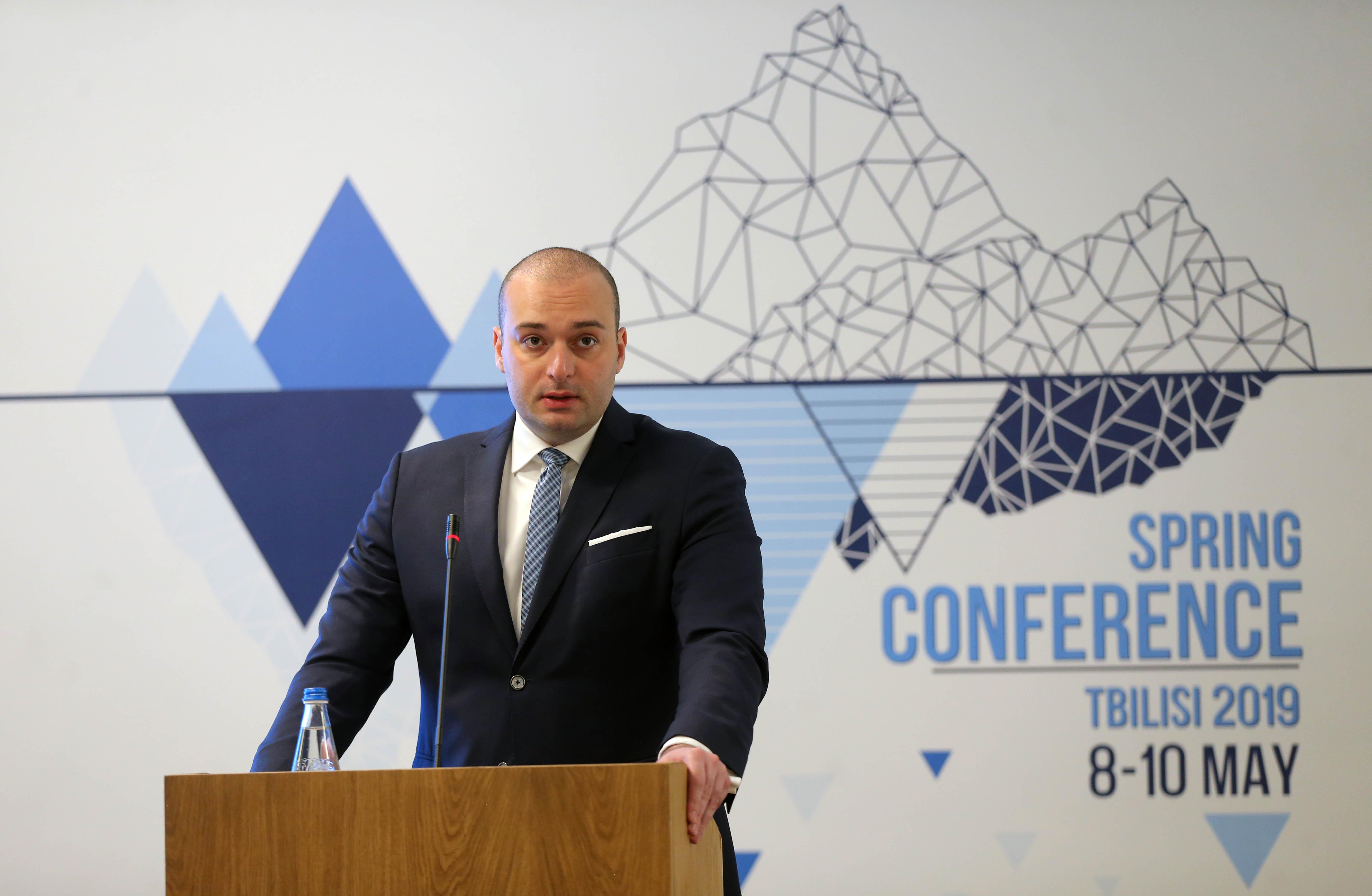პრემიერი: ვაგრძელებთ რეფორმებს, რათა საქართველო ევროკავშირის ნორმებსა და სტანდარტებს გავუთანაბროთ, მათ შორის პერსონალური მონაცემების დაცვის სფეროში