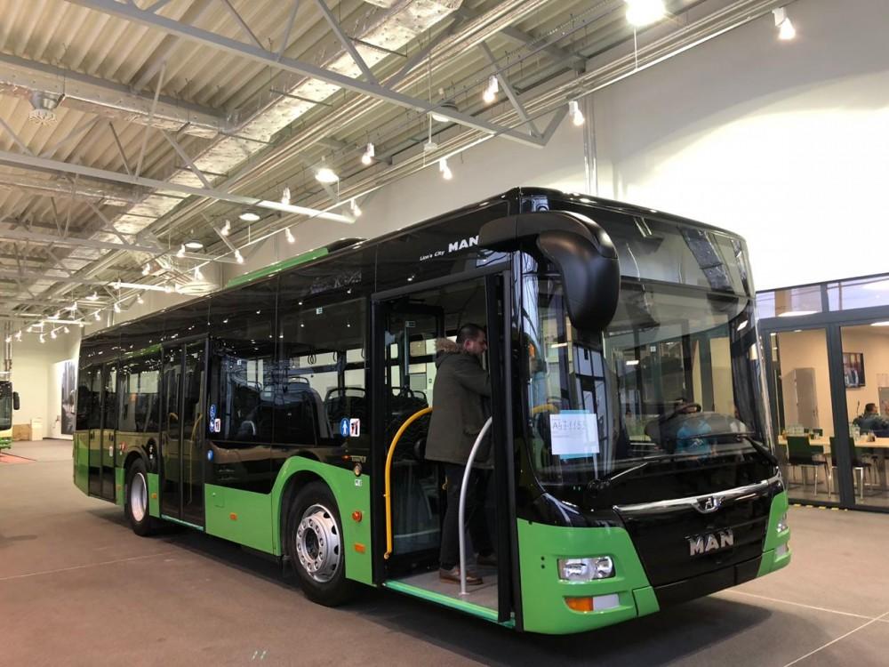 MAN-ის ახალი ავტობუსები უახლოეს მომავალში თბილისში შემოვა